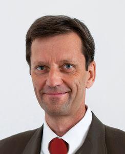 RA Dr. Markus Frank beleuchtete EU-DSVGO am Information-Security-Symposium von CIS und Quality Austria; (c) Bianca Jakobic