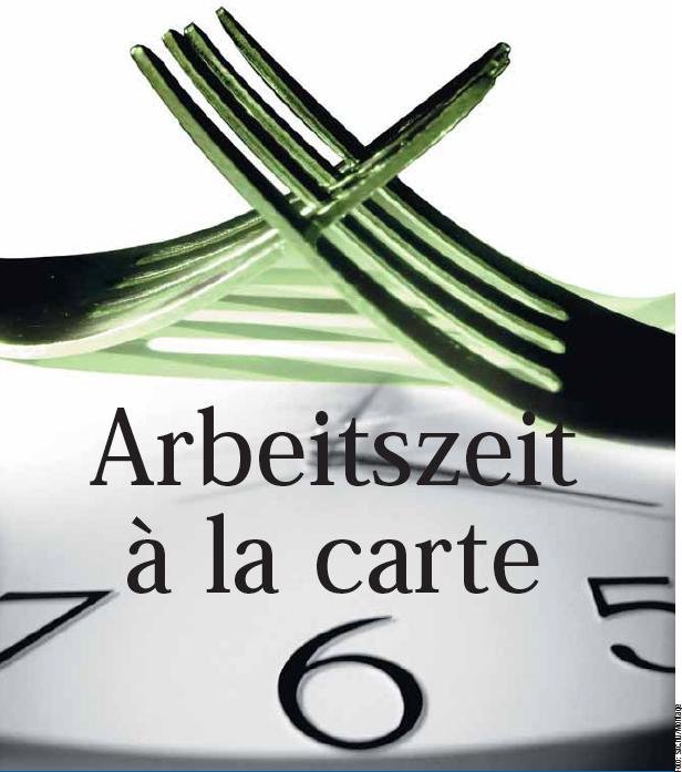 lexpress_cover_arbeitszeit-a-la-carte